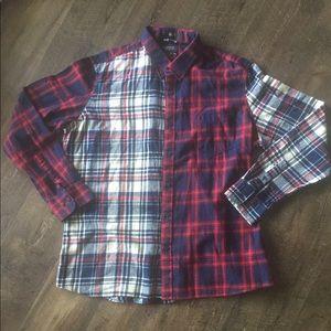 NWOT Nordstrom Flannel Shirt